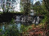 Splav na Husím potoku