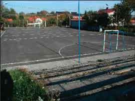 Hřiště u Sokolovny
