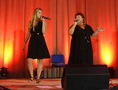 Hanka s Adrianou - duet