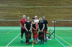 Sportovní pár roku 2020 - badminton