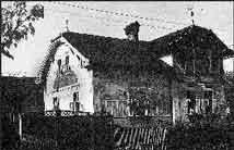 Původní zástavba