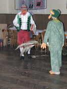 Pinokio a Rákosníček