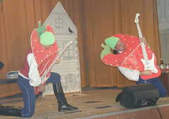šílené jahody