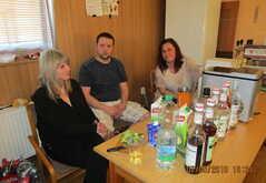 Vinotéka paní Jovany ze Studénky zajistila vínko a míchané nápoje