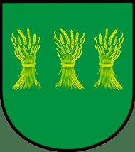 Znak obce Pustějov